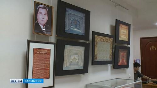 Заслуженный деятель искусств России и Калмыкии Валерий Яшкулов отметит в этом году 65–летие
