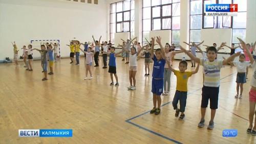 В Элисте открылись курсы калмыцкого танца