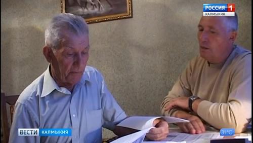 Сегодня свой 96 день рождения отмечает Николай Кичапов