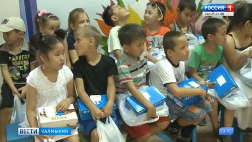 В Калмыкии продолжается подготовка к новому учебному году