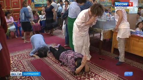 В Центральном хуруле пройдут специальные молебны для студентов и школьников