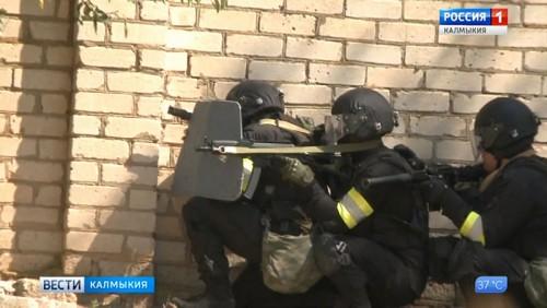 Сотрудниками ФСБ предотвращен условный теракт