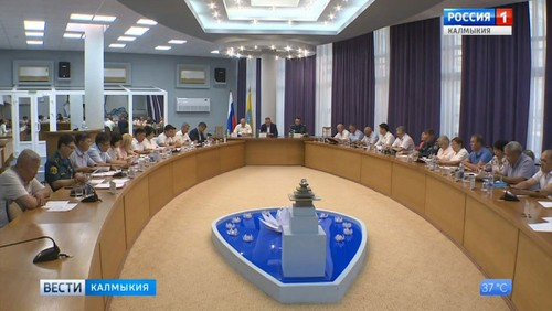 В Калмыкии прошла проверка помещений для голосования