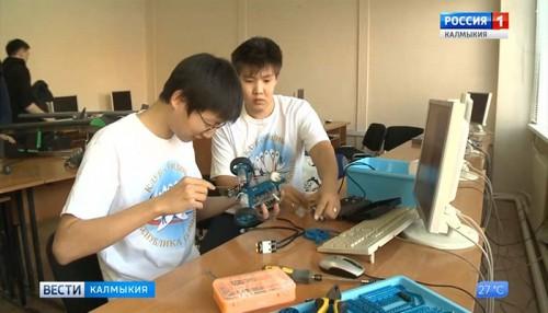 В Элисте пройдет фестиваль по робототехнике