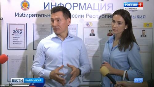 Бату Хасиков встретился с представителями СМИ