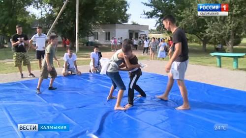 Спортивное событие состоится в Малых Дербетах