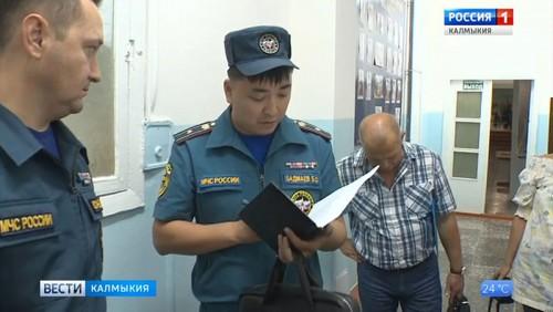 В школах республики проводятся учебные тренировки по эвакуации