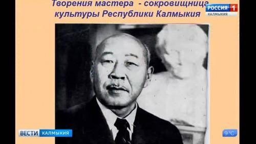 В Элисте открылась выставка Никиты и Дмитрия Санджиевых