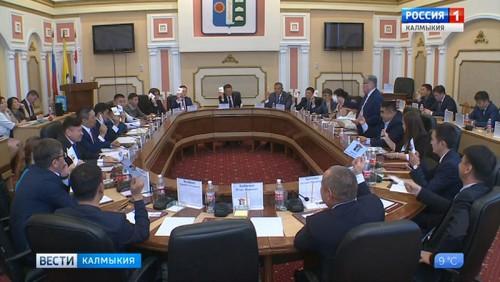 Председателем ЭГС избран Николай Орзаев