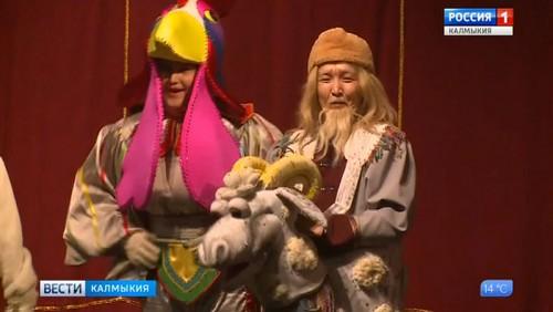 В Элисте продолжается фестиваль «Кееда»
