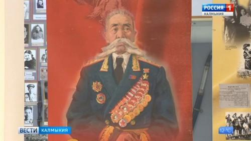 В музее прошла выставка посвященная О. И. Городовикову
