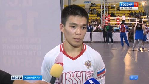 Чингиз Натыров стал победителем Всероссийского турнира по боксу
