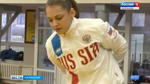 Елизавета Жигачева взяла серебро на Кубке мира по рукопашному бою