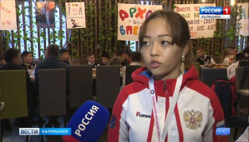 Елизавета Григорьева завоевала серебро чемпионата мира по каратэ