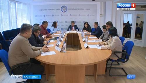 В налоговом управлении состоялось заседание общественного совета
