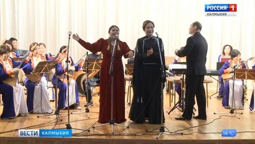 В Элисте состоялся благотворительный концерт