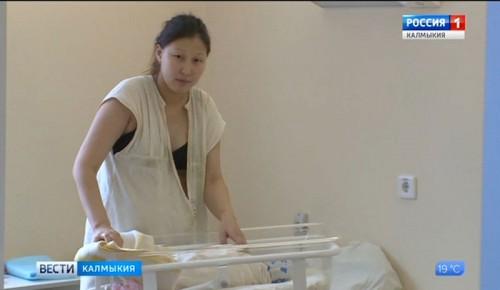 Многодетные семьи Калмыкии получат финансовую поддержку