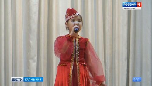 Стартовал конкурс вокального искусства «Голос Калмыкии»
