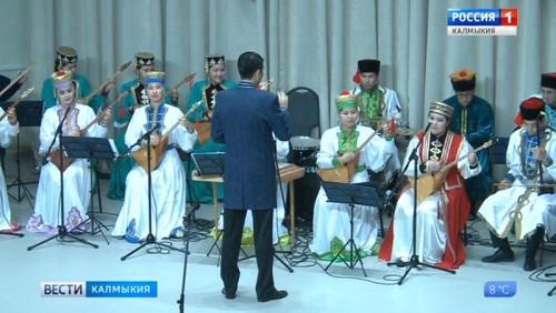 Калмыцкие артисты выступят на Питерском культурном форуме