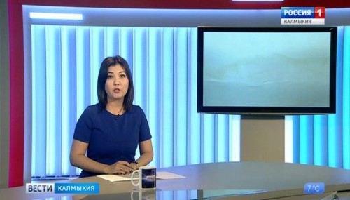 Вести «Калмыкия»: вечерний выпуск 13.11.2019