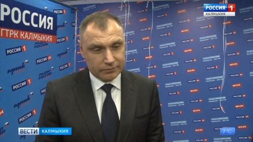 В ГТРК «Калмыкия» открыт пресс-центр