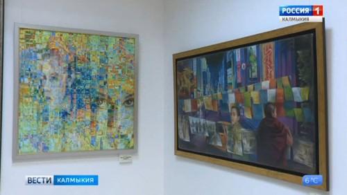 Союзу художников Калмыкии — 80 лет