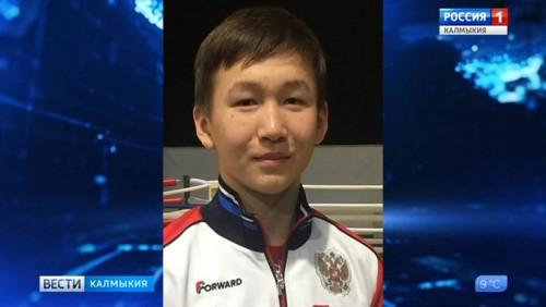 Арлтан Абушинов стал бронзовым призером Чемпионата России по боксу