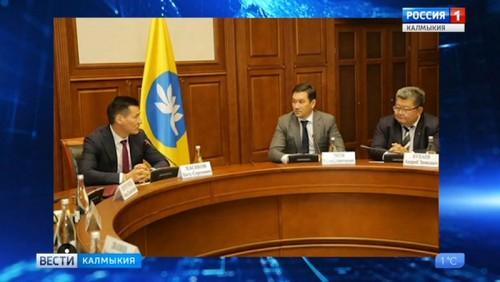 Сбербанк готов к реализации бизнес-проектов в Калмыкии