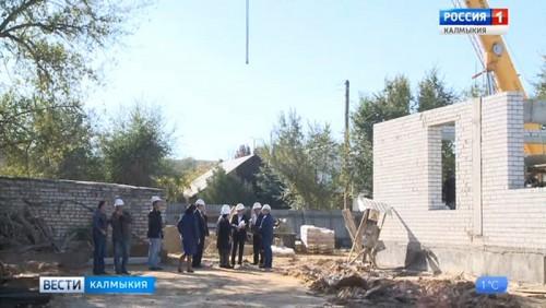 Прокурор республики проверит строительство детской городской поликлиники