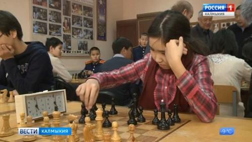 Представители Калмыкии стали победителями и призёрами первенства ЮФО по шахматам