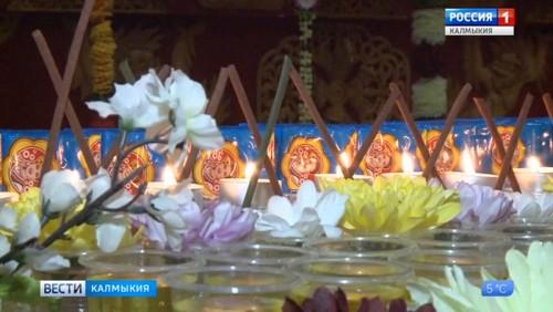 В центральном хуруле начинается проведение традиционных обрядов долгой жизни