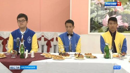 В Элисте чествовали участников 5-го Национального чемпионата «Абилимпикс»
