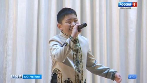 В Элисте прошел музыкальный фестиваль-конкурс
