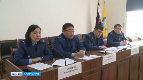 Прокуратура республики выявила 70 преступлений коррупционной направленности