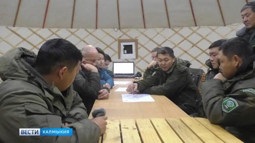 В Забайкальском крае обнаружены и изъяты рога сайгака