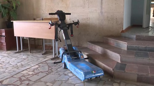 В Элисте проводится заседание Совета по делам инвалидов
