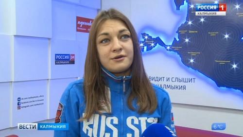 Елизавета Жигачева поборется за право участия в Чемпионате Европы по рукопашному бою