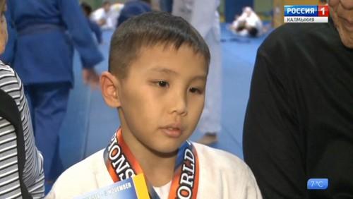 Дамир Цаганов стал кандидатом в мастера спорта