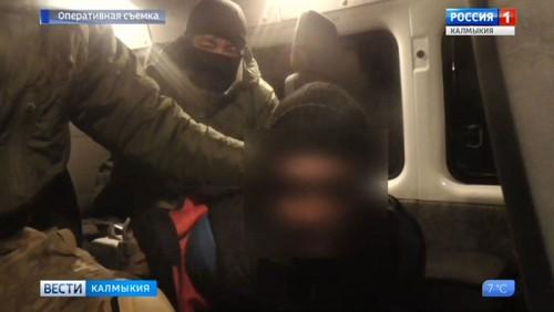 В Калмыкии задержаны участники террористического сообщества