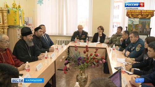 В русской национальной гимназии прошли Радонежские образовательные чтения