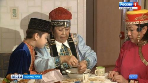 Знакомство с традициями праздника Зул