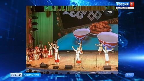 Зул отметили и в Москве
