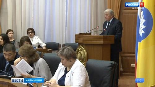 В избирательной комиссии Калмыкии подвели итоги работы
