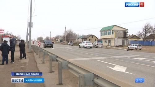 Жители Троицкого требуют дополнительных проездов в дорожных ограждениях