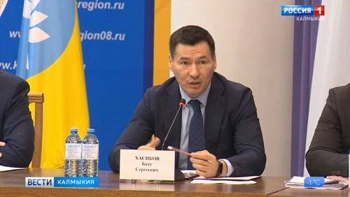 Стратегия социально-экономического развития Калмыкии