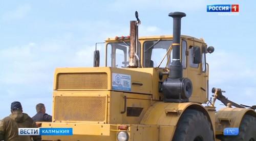 Непогода тревожит растениеводов Калмыкии