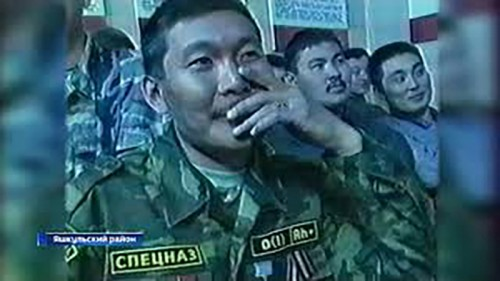 Ими гордится страна. В Яшкульском районе состоялся вечер памяти Александра Очирова, награжденного орденом мужества