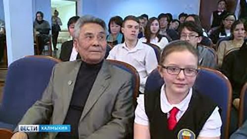 Сегодня народному писателю Калмыкии Морхаджи Нармаеву исполнилось бы 105 лет