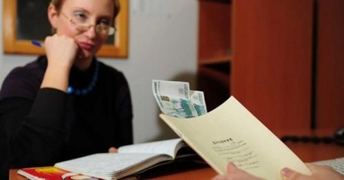 Директору Сарульской средней школы грозит административное наказание