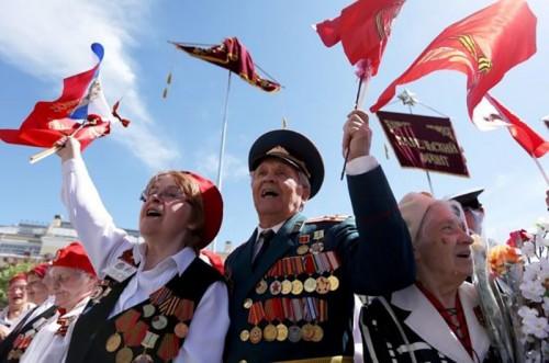К юбилею Великой Победы ветераны и инвалиды ВОВ получат федеральные выплаты